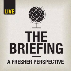 Covert art for The Briefing