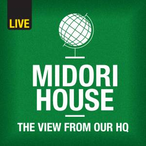Covert art for Midori House